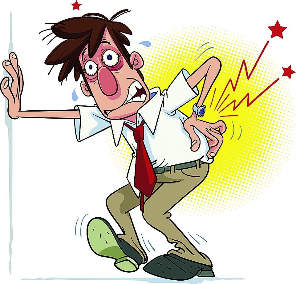 Ilustrativní obrázek k akci Cvičení pro zdravá záda